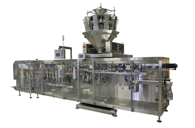 DBS 70-105 Doypack Type Packaging Machine